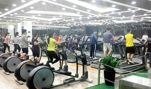 Tuấn Vũ Fitness Thành Công