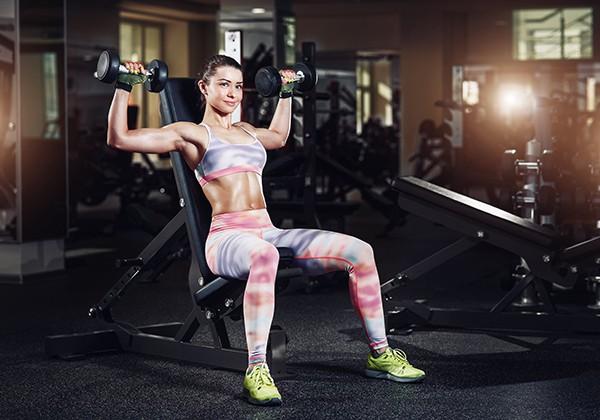 Các bài tập Gym cho người gầy tăng cân đúng cách và hiệu quả