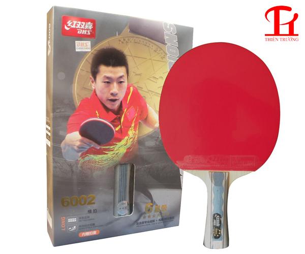 Vợt bóng bàn mút DHS 6002 giá rẻ nhất tại Thiên Trường Sport