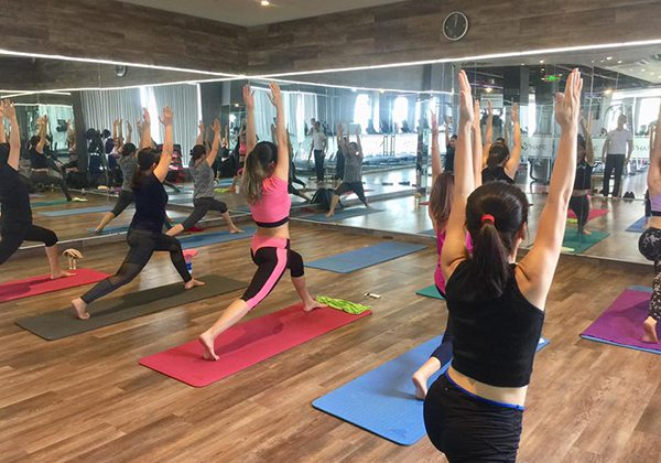 VShape Fitness & Yoga Center quận 2