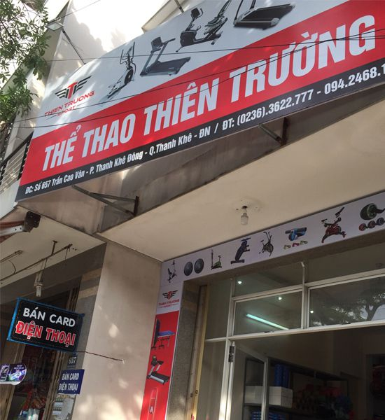 Xà đơn treo tường tại Đà Nẵng