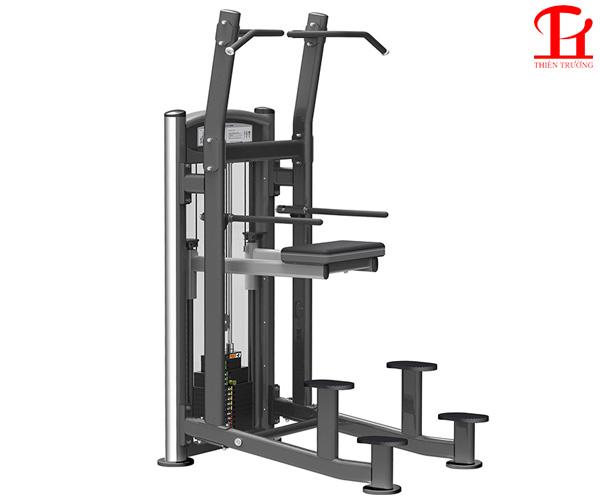 Xà đơn, xà kép kèm tạ Impulse IT9320 cao cấp cho phòng Gym