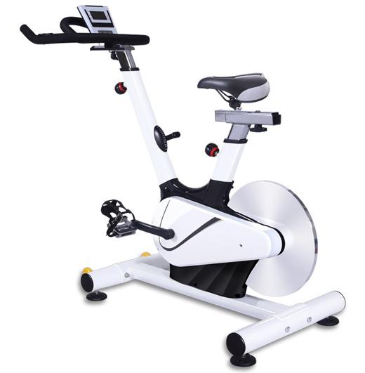 Xe đạp tập Egymcom Q6 màu trắng