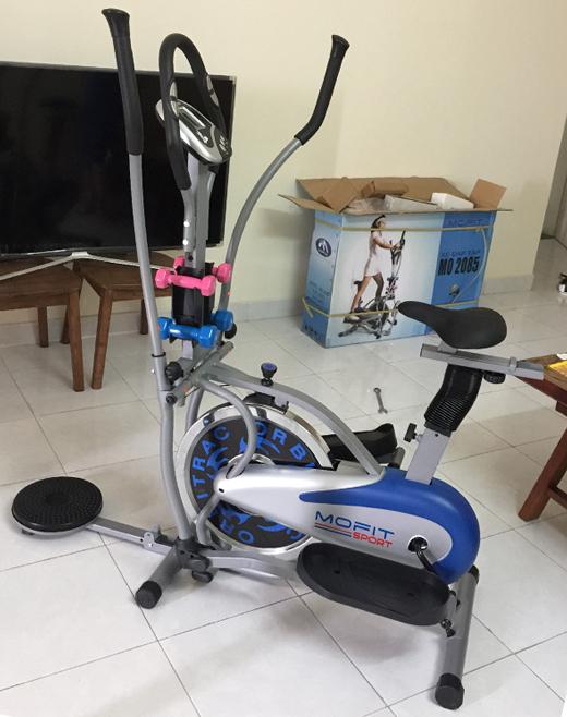 Xe đạp tập Mofit MO-2085