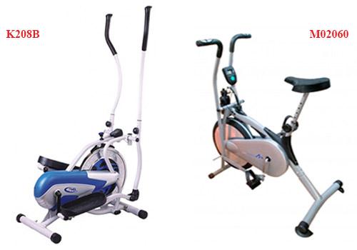 Xe đạp tập giá dưới 3 triệu đồng