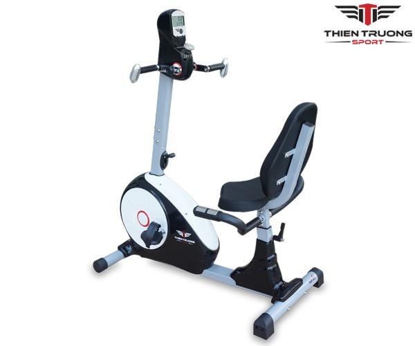 Xe đạp tập phục hồi chức năng K8602R được tích hợp nhiều tiện ích.