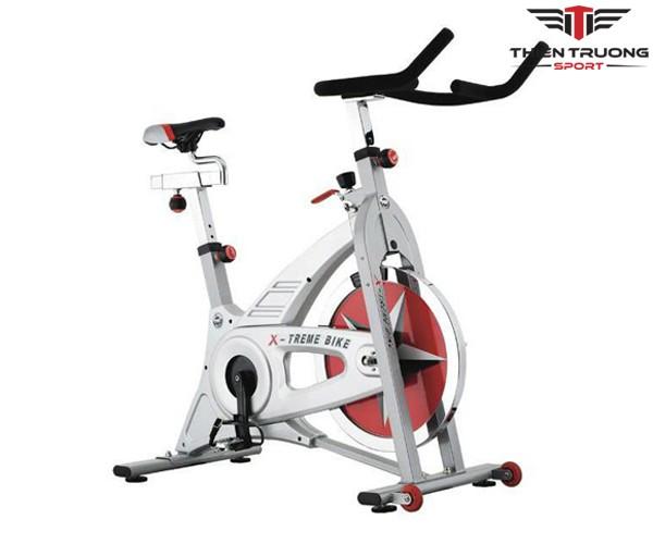 Xe đạp tập thể dục 0708 xịn, giá rẻ nhất tại Thiên Trường Sport