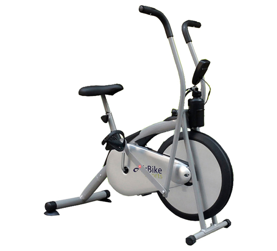 Xe đạp tập thể dục Air Bike có tốt không?