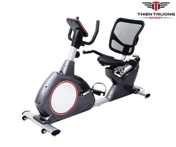 Xe đạp tập thể dục YK-B5818R có yên tựa giá rẻ nhất Việt Nam