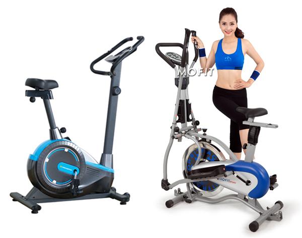 Xe đạp tập của thương hiệu Mofit