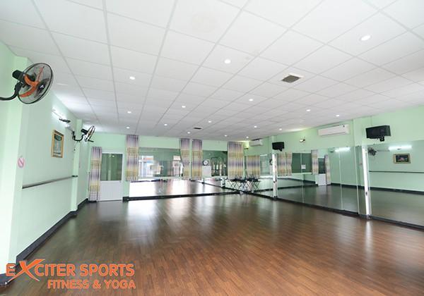 Yoga Exciter Sports