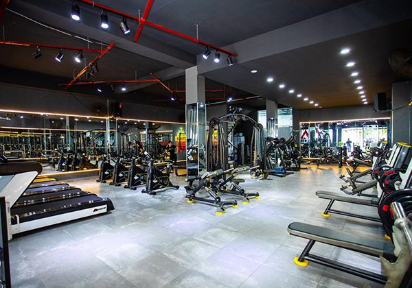 AAN Gym & Yoga quận 9
