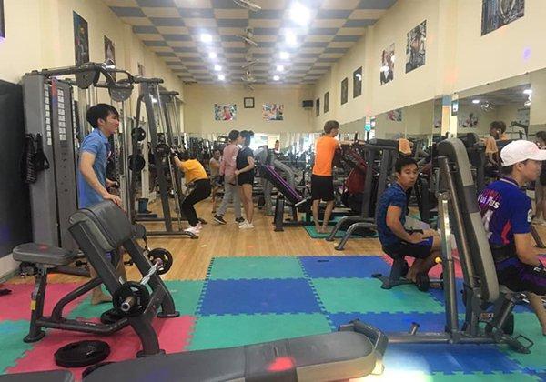 ACE Gym & Fitness quận 12