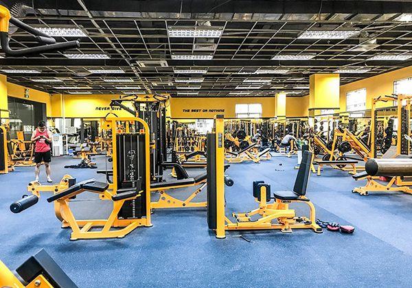 Advance Fitness & Gym quận 2