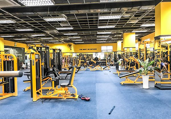 Advance Fitness & Gym quận 7