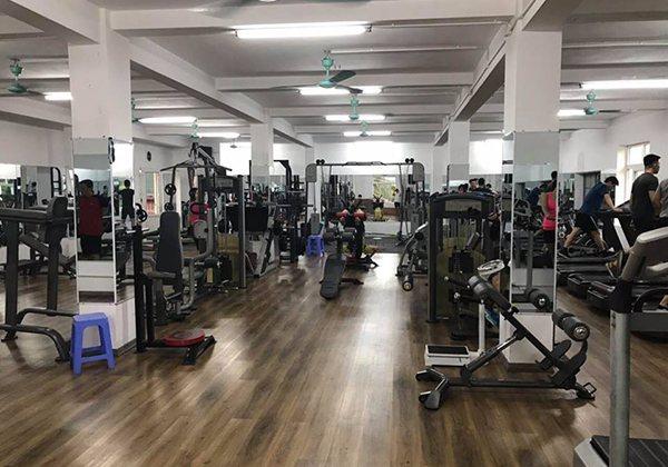AE Fitness Chùa Bộc