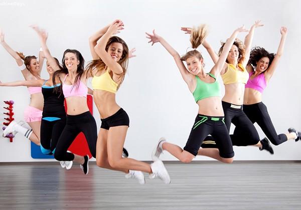 Aerobic giúp cải thiện tâm trạng
