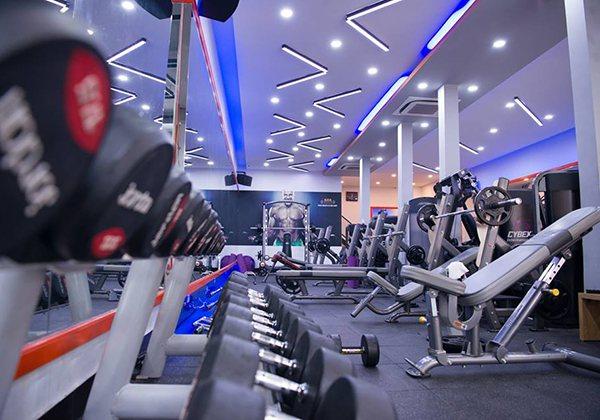 AHA Gym Club - Fitness & Yoga