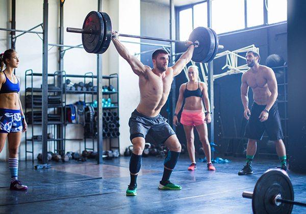 Anaerobic giúp phát triển cơ bắp