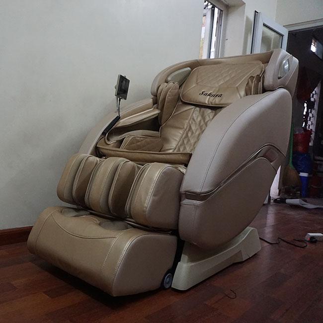 Ảnh ghế massage Sakura 668D