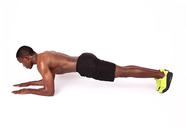 Áp dụng bài tập giảm mỡ toàn thân