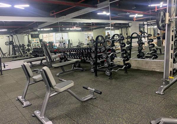 APEX Fitness & Yoga Long Biên