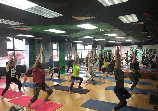 Army Fitness & Yoga Long Biên