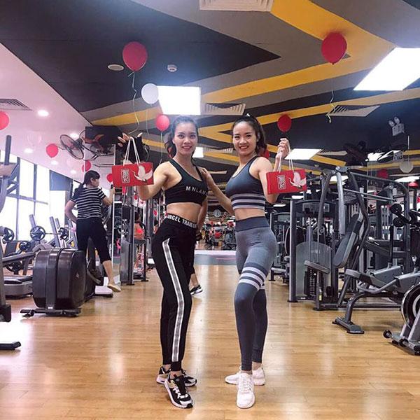 Phòng tập Army Fitness & Yoga