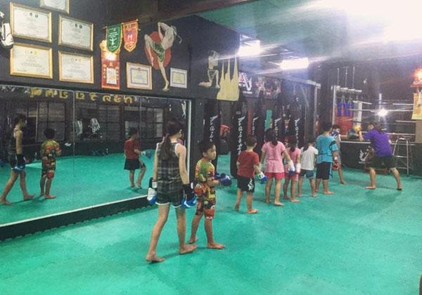 Art Fight Muay Thai