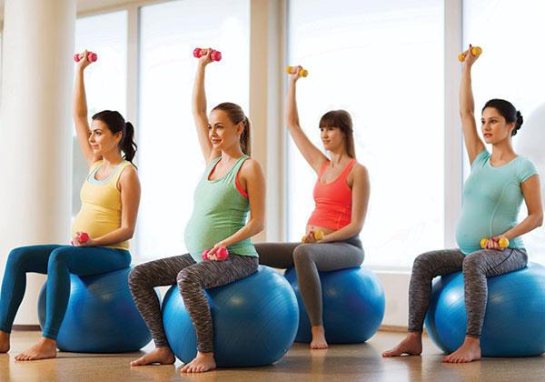 Bài tập thể dục cho bà bầu 3 tháng đầu phù hợp và an toàn nhất
