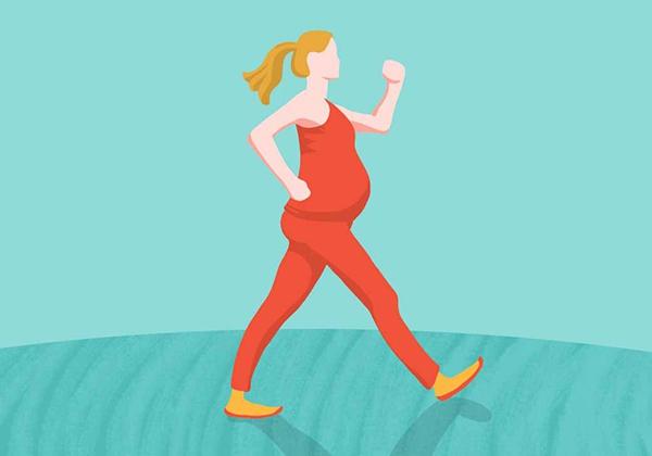 Bà bầu có nên đi bộ nhiều không? Đi bộ như thế nào tốt nhất?