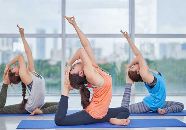 [Tổng hợp] 15 bài tập yoga giảm mỡ bụng siêu nhanh tại nhà