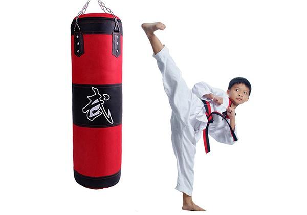 6 bao cát tập võ Taekwondo được mua nhiều nhất tại Việt Nam