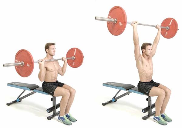 Barbell Shoulder Press là gì? Cách tập để đạt kết quả tốt Nhất?