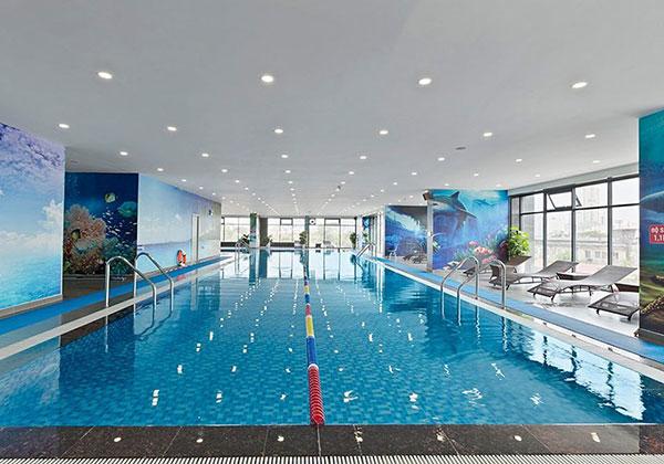 Bể bơi bốn mùa Đường Bơi Xanh