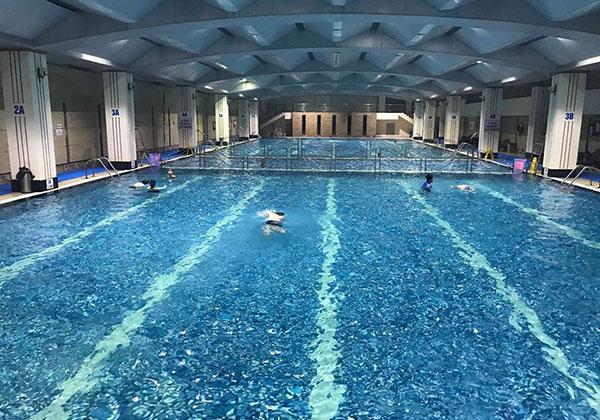 Bể bơi bốn mùa Hapulico