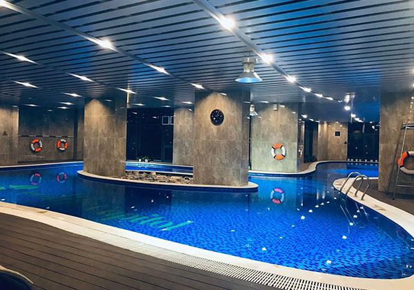 Các bể bơi bốn mùa tại Hà Nội sạch và đang hoạt động tốt nhất