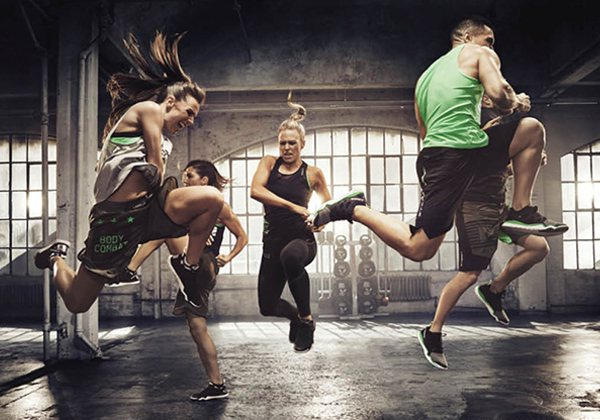 Body Combat giúp giảm cân