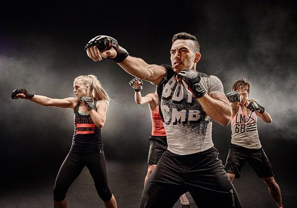 Body Combat giúp tự vệ