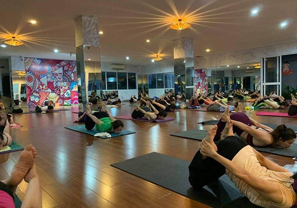 Body & Soul Yoga Studio