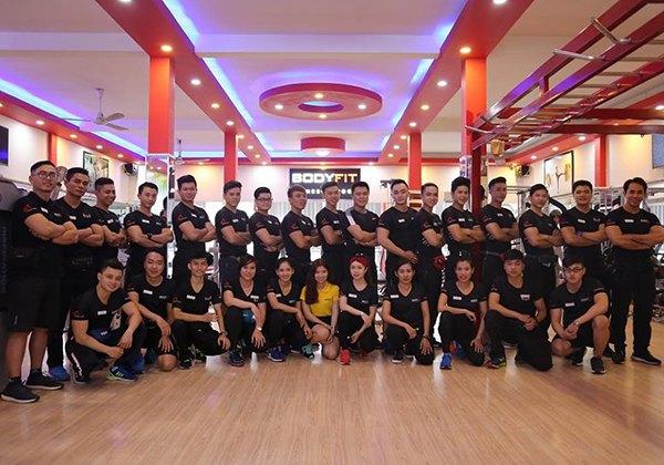 Bodyfit Fitness & Yoga quận 3