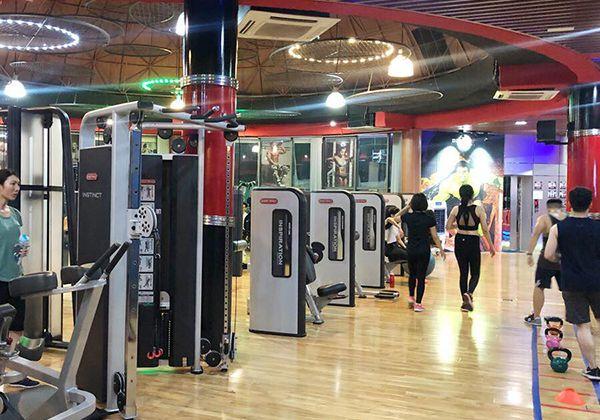 Bodyfit - Fitness & Yoga quận 7