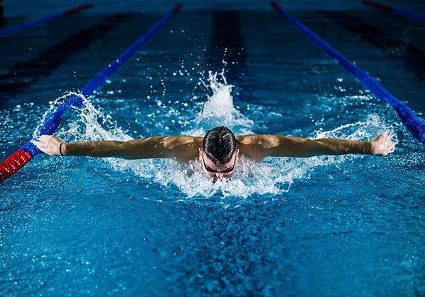 Bơi lội bổ trợ cho chạy bộ