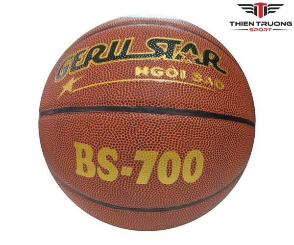 Bóng rổ Gerustar PVC BS-700 dùng để tập luyện và giá rẻ nhất