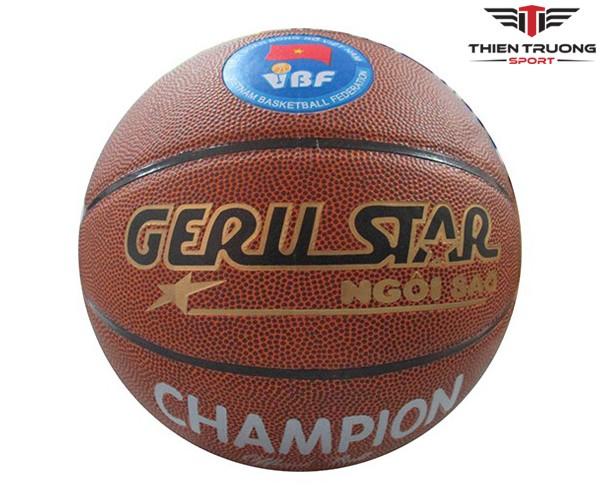 Bóng rổ Gerustar PVC Champion xịn và giá rẻ nhất ở Việt Nam