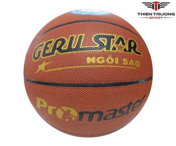 Bóng rổ Gerustar Promaster giá rẻ nhất tại Thiên Trường Sport