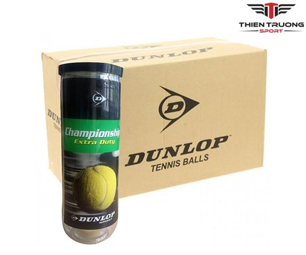 Bóng Tennis Dunlop 3 quả chính hãng giá rẻ tại Thiên Trường Sport