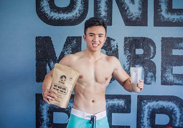 Bột đậu tập Gym có tốt không? Cách làm bột đậu cho Gymer?