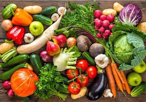Bữa sáng giảm cân nên ăn nhiều rau củ