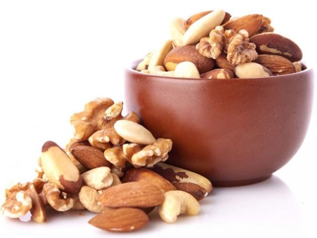 các loại hạt giúp tăng cơ nhanh chóng
